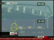 Explosão em central nuclear