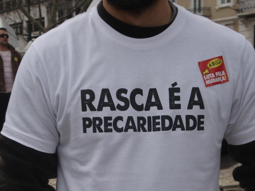 Manif Geração à Rasca (foto de Renata Ferreira)