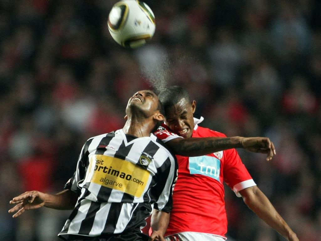 Benfica vs Portimonense (MIGUEL A. LOPES/LUSA)