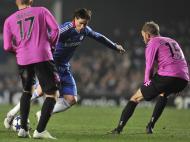 Chelsea fecha lista dos quartos-de-final da Champions