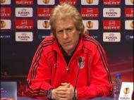 Benfica vai jogar para marcar