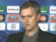 Mourinho nos quartos de final