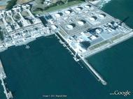 Central nuclear de Fukushima antes do tsunami