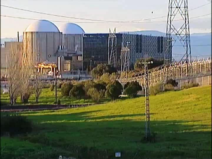Central nuclear em Almaraz