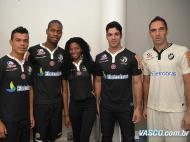 Camisola do Vasco da Gama (Foto: site oficial do Vasco da Gama)