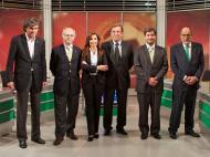 Eleições do Sporting (foto: Manuel Lino)