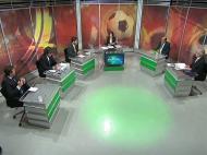 O último debate antes das eleições no Sporting