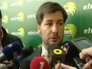 Bruno Carvalho no dia eleitoral