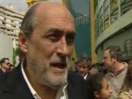 Dias Ferreira no dia eleitoral