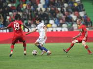 Portugal x Chile