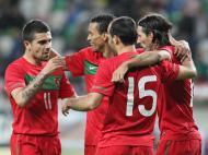 Portugal x Finlândia (Foto: Catarina Morais)