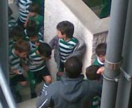 Sporting: festa na Academia