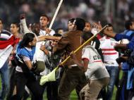 Violência na Liga dos Campeões Africana