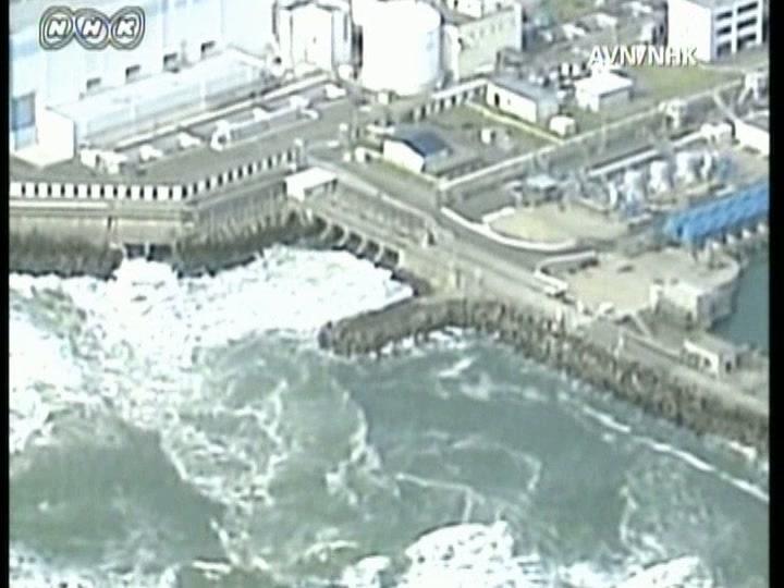 Japão: travada fuga de água radioactiva para o mar