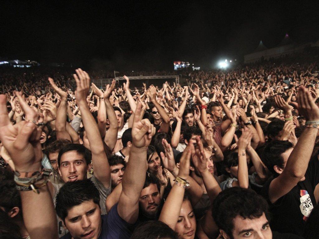 Festival Paredes de Coura 2010 (foto: Manuel Lino)