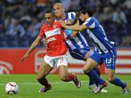 FC Porto vs FC Spartak Moscovo (FERNANDO VELUDO/LUSA)