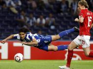 FC Porto vs FC Spartak Moscovo (JOSÉ COELHO/LUSA)