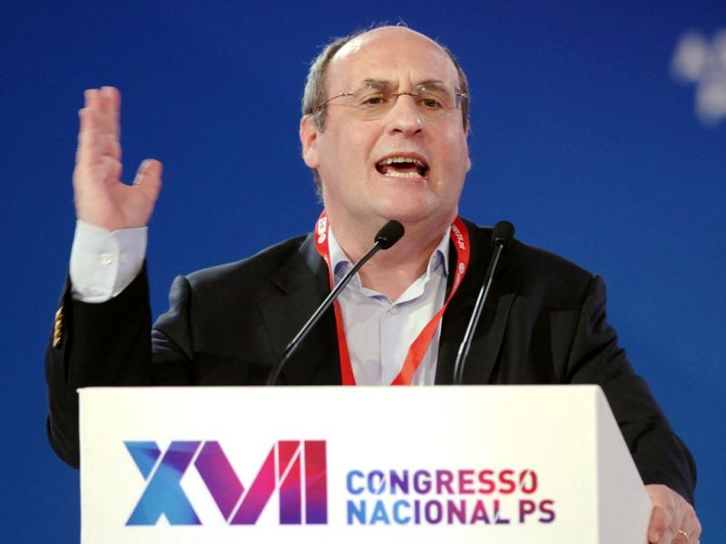 António Vitorino no Congresso do PS (Estela Silva/LUSA)
