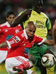 Naval vs Benfica (PAULO CUNHA / LUSA)