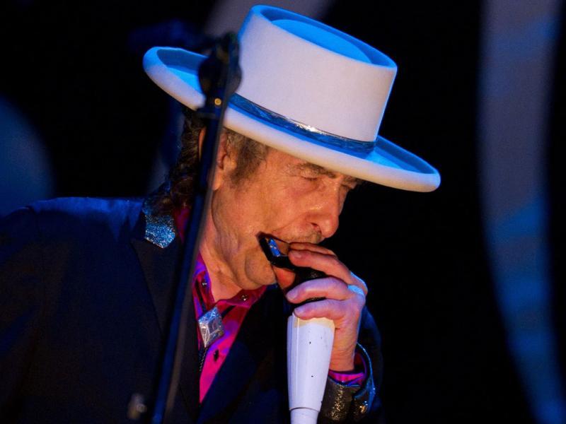 Concerto de Bob Dylan em Ho Chi Minh, no Vietname (EPA)