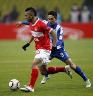 Spartak Moscovo vs FC Porto (EPA/Yuri Kochetkov)