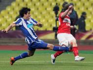 Spartak Moscovo vs FC Porto (EPA/Sergei Chirikov)