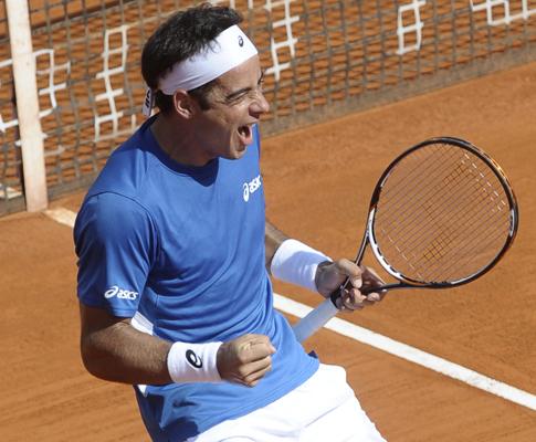 Frederico Gil  no  Monte-Carlo Rolex Masters 2011