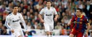 Real Madrid-Barcelona (EPA/Juan Hidalgo)