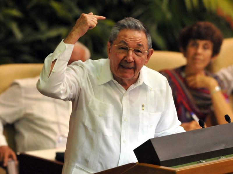 Congresso do Partido Comunista Cubano [EPA]