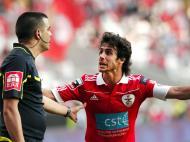 Pablo Aimar e Nuno Roque