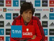 Raúl José, adjunto do Benfica