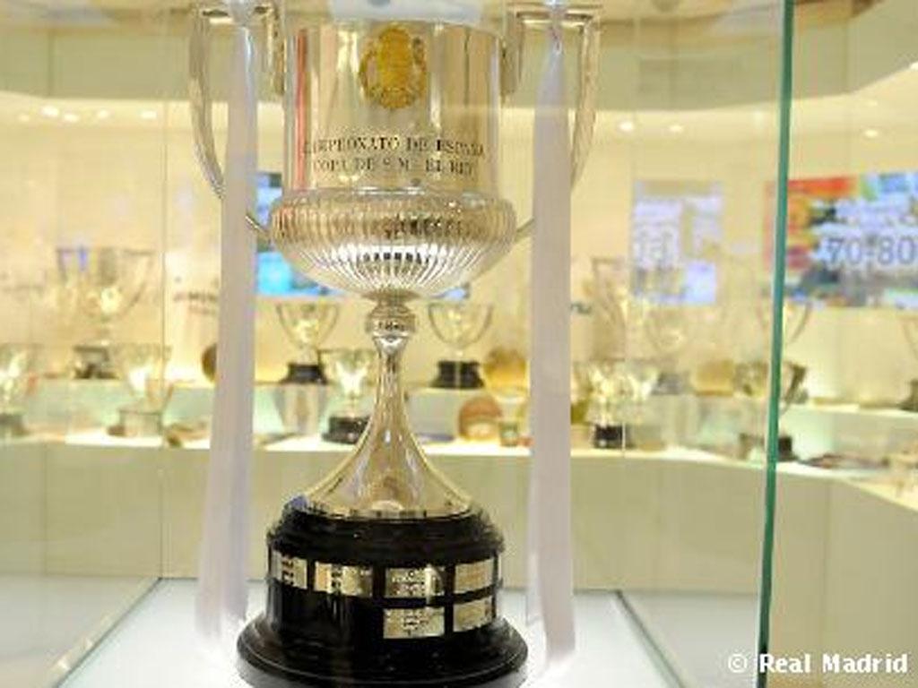 Taça do Rei depois da queda no Bernabéu