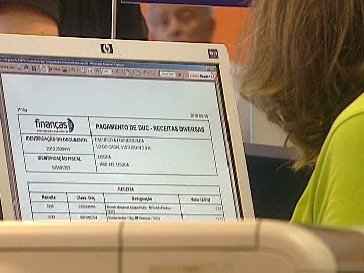 IRS: contribuintes estão a receber menos