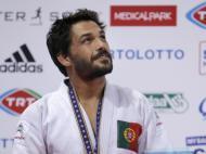 João Pina de ouro nos Europeus de judo