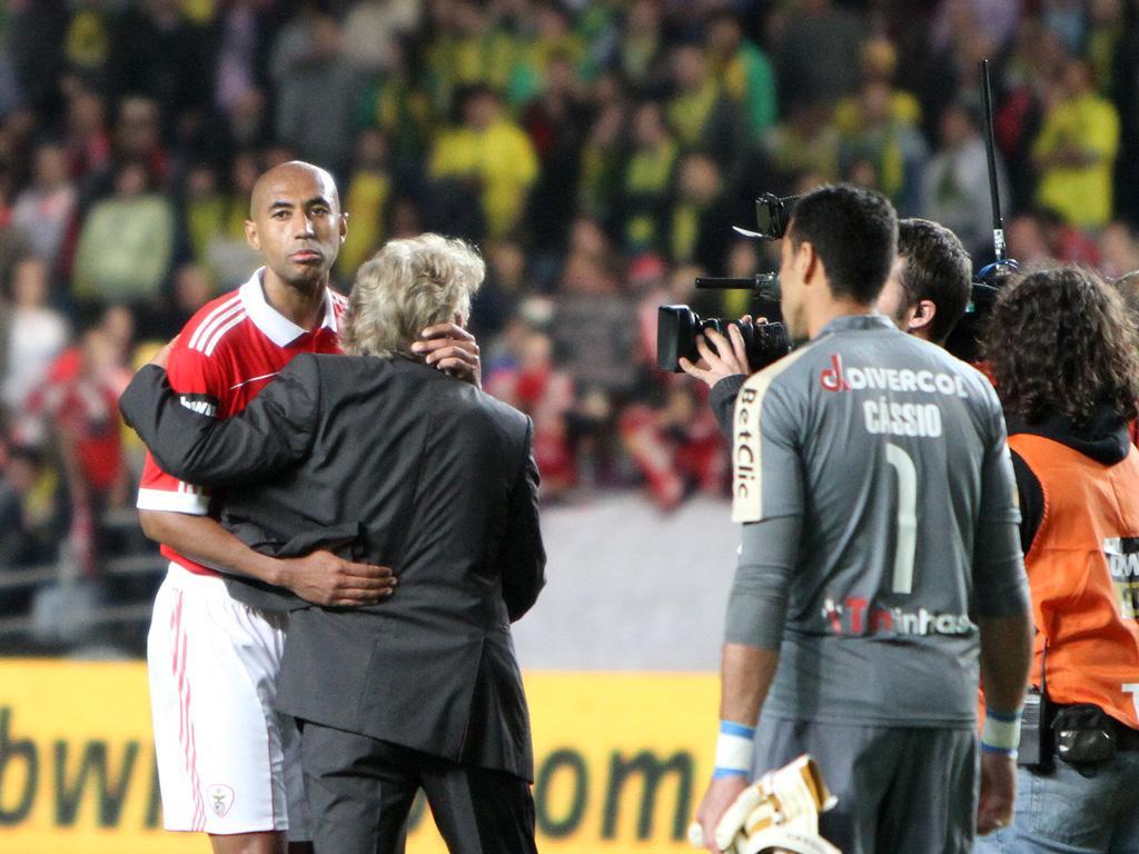 Benfica vence Taça da Liga (Foto: Catarina Morais)