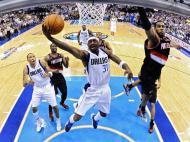 Portland TrailBlazers-Dallas Mavericks