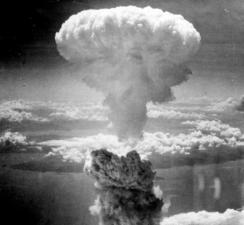 bomba atomica em Hiroshima