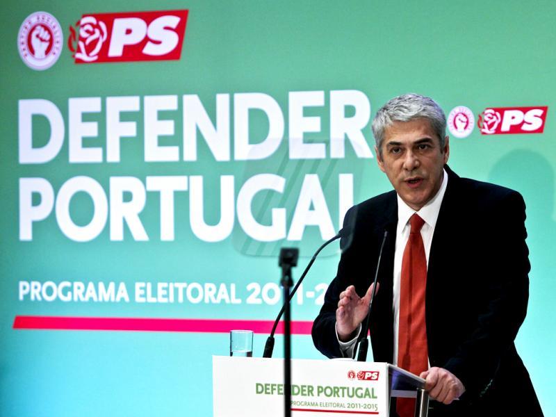Sócrates (José Goulão/Lusa)
