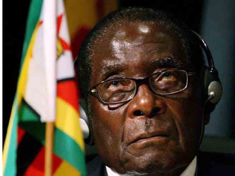 Robert Mugabe (arquivo)