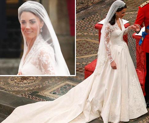 71470958ada Casamento Real  vestido de Kate Middleton inspirado no de Grace ...