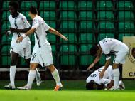 V. Guimarães ainda esteve em vantagem em P. Ferreira