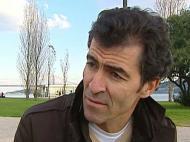 Rui Almeida, seleccionador olímpico da Síria