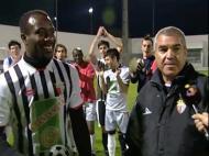 Bola na Barra em Vila Real
