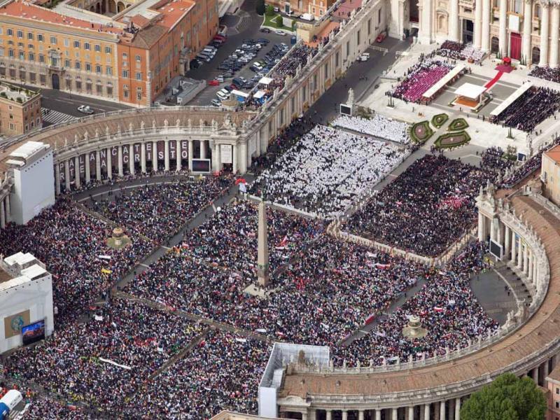 Beatificação do Papa João Paulo II (Lusa/Epa)