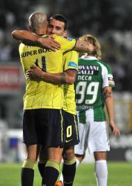 V. Setúbal vs FC Porto (Rui Minderico/LUSA)