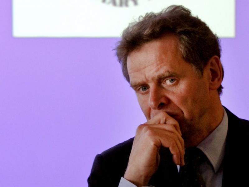 Poul Thomsen, FMI, na apresentação do plano de austeridade
