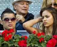 Cristiano Ronaldo e Irina Shayk Fotos: Lusa