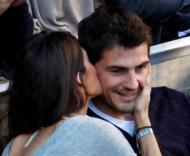 Iker Casillas e Sara Carbonero Fotos: Reuters