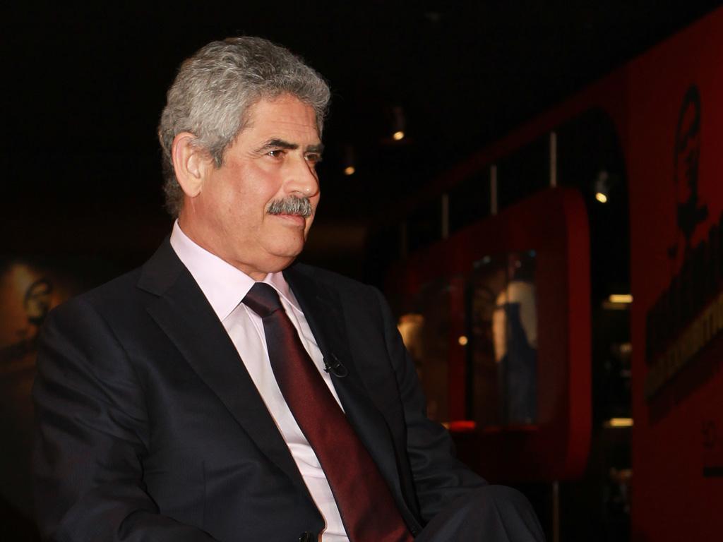 Luís Filipe Vieira na Benfica TV