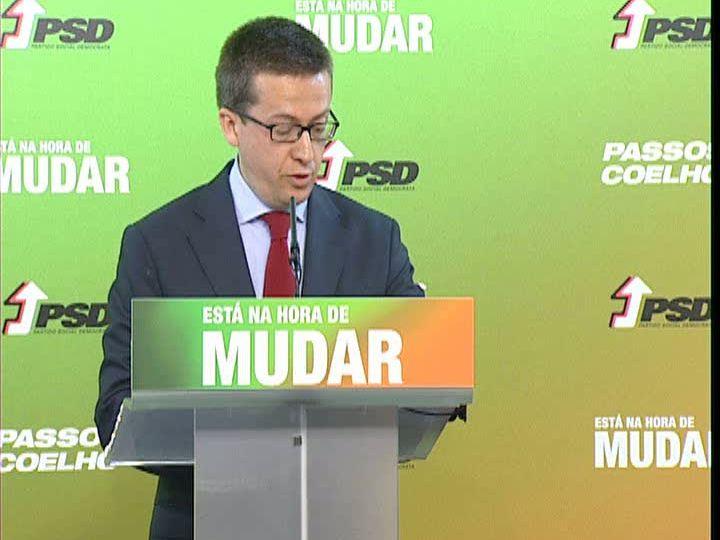 Carlos Moedas, PSD